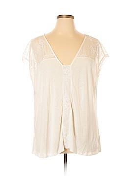 Jessica Simpson Short Sleeve Blouse Size 2X (Plus)