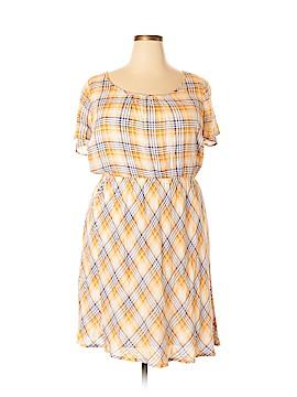Doe & Rae Casual Dress Size 1X (Plus)