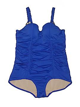 Swim by Cacique One Piece Swimsuit Size 20 (Plus)