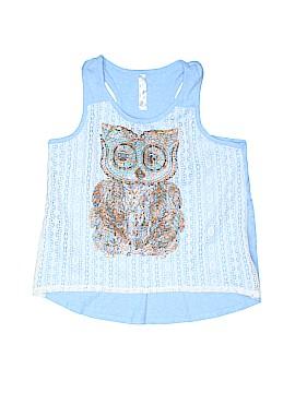 Knit Works Sleeveless Top Size L (Kids)