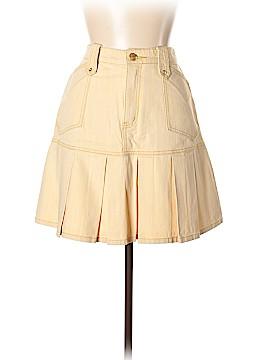 Style Denim Skirt 30 Waist