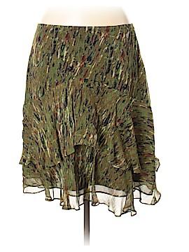 Isda & Co Silk Skirt Size 8