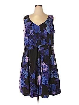 City Chic Casual Dress Size XL (Plus)