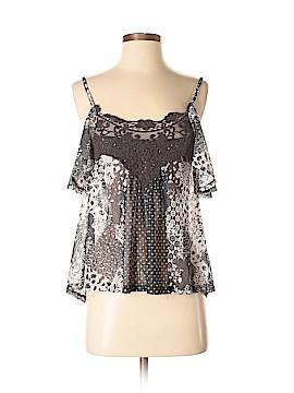 Ransom Short Sleeve Blouse Size XS
