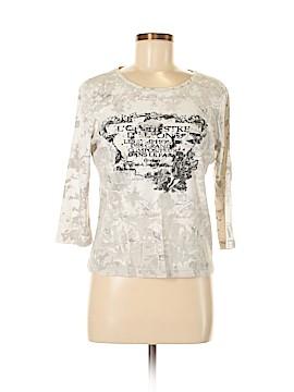 Nicole Miller Long Sleeve T-Shirt Size L