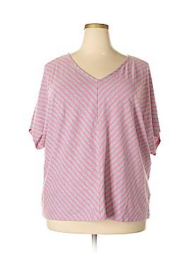 Cato Short Sleeve Blouse Size 26 - 28 (Plus)