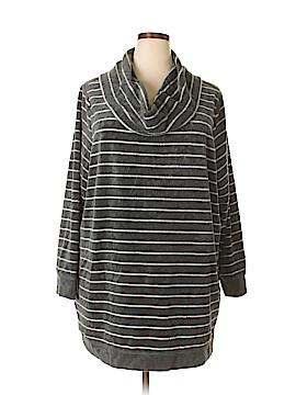 Avenue Pullover Sweater Size 28 (Plus)