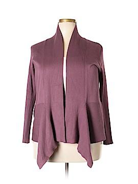 Roz & Ali Cardigan Size 2X (Plus)