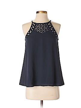 Doe & Rae Sleeveless Blouse Size XS