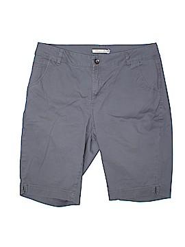 Christopher Blue Khaki Shorts Size 16