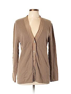 Garnet Hill Cashmere Cardigan Size L