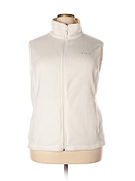 Columbia Vest Size 2X (Plus)