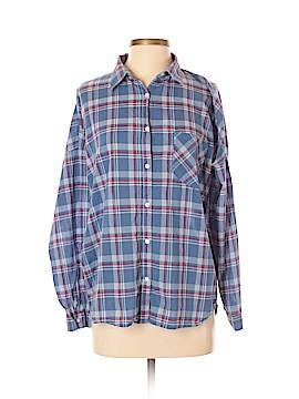 Margot 3/4 Sleeve Button-Down Shirt Size S