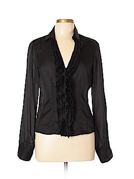BOSS by HUGO BOSS Long Sleeve Button-Down Shirt Size 10