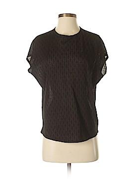 Billy Reid Short Sleeve Blouse Size XS