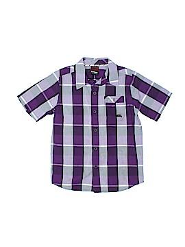 Tony Hawk Short Sleeve Button-Down Shirt Size 7