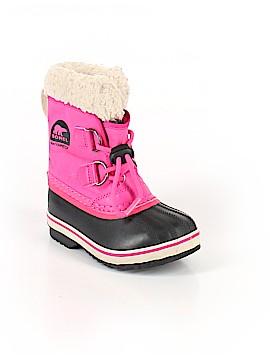 Sorel Rain Boots Size 9