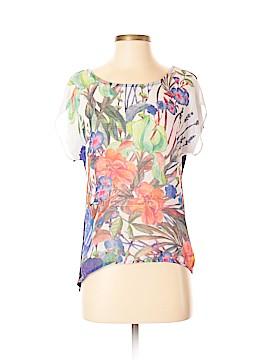 MOD Lusive Short Sleeve Blouse Size XS