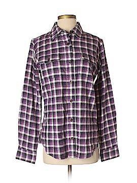 Carhartt Long Sleeve Button-Down Shirt Size S