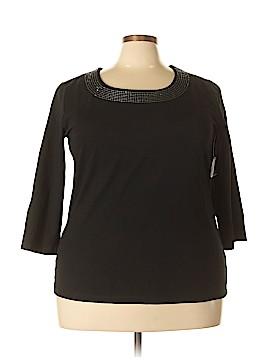 Architect 3/4 Sleeve T-Shirt Size 2X (Plus)