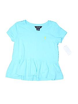 Ralph Lauren Short Sleeve Top Size 3