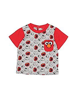 Sesame Street Short Sleeve T-Shirt Size 6-9 mo