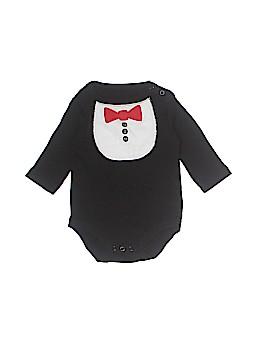 Baby 8 Long Sleeve Onesie Size 0-3 mo