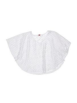 L.e.i. Short Sleeve Blouse Size 7 - 8