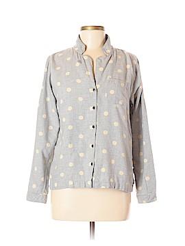 Gap Body Long Sleeve Button-Down Shirt Size M