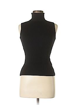 Geoffrey Beene Sport Silk Pullover Sweater Size M