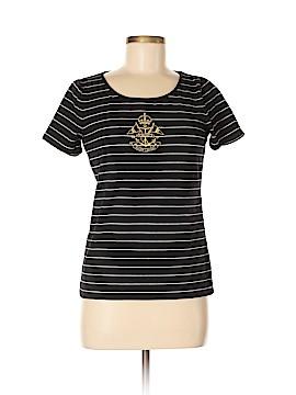 Lauren by Ralph Lauren Short Sleeve T-Shirt Size M