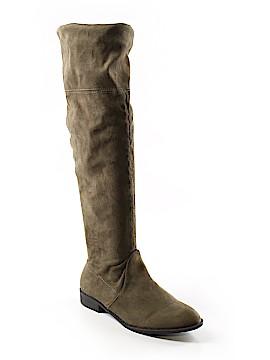 Yoki Boots Size 8