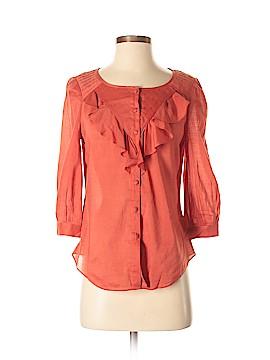 Maeve 3/4 Sleeve Blouse Size 0