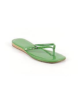 Ann Taylor LOFT Flip Flops Size 6