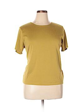Linda Allard Ellen Tracy Short Sleeve T-Shirt Size 1X (Plus)