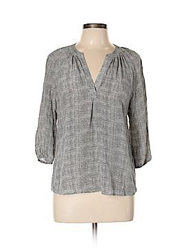 Josie 3/4 Sleeve Silk Top Size XS