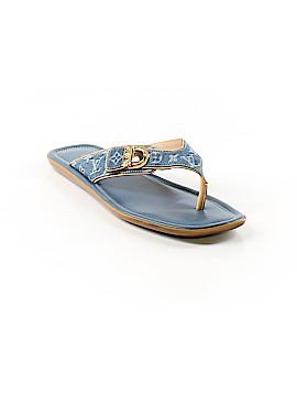 Louis Vuitton Flip Flops Size 39 (EU)