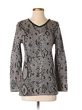 Tesori Wool Pullover Sweater Size XS