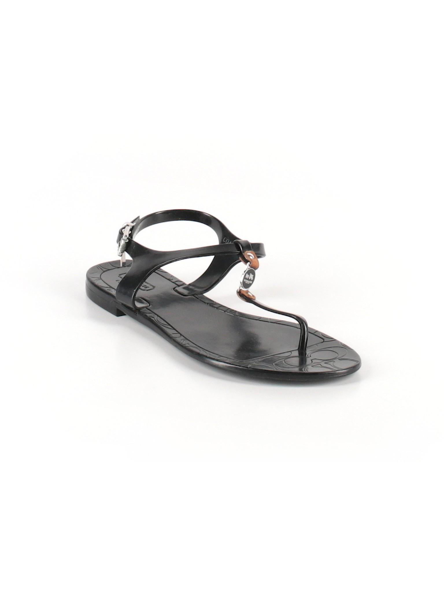 Boutique Boutique promotion promotion Coach Sandals zfxqOp0w