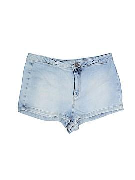 Topshop Denim Shorts Size 6