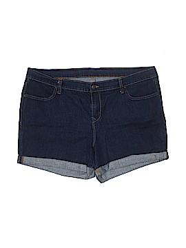 Unbranded Clothing Denim Shorts Size 18 (Plus)