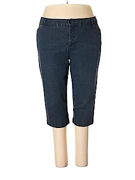 St. John's Bay Casual Pants Size 20 (Plus)
