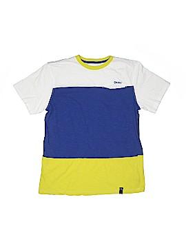 DKNY Short Sleeve T-Shirt Size X-Large (Youth)