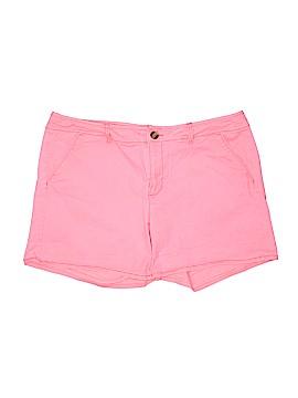 American Eagle Outfitters Khaki Shorts Size 18 (Plus)