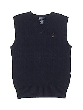 Polo by Ralph Lauren Sweater Vest Size M (Kids)