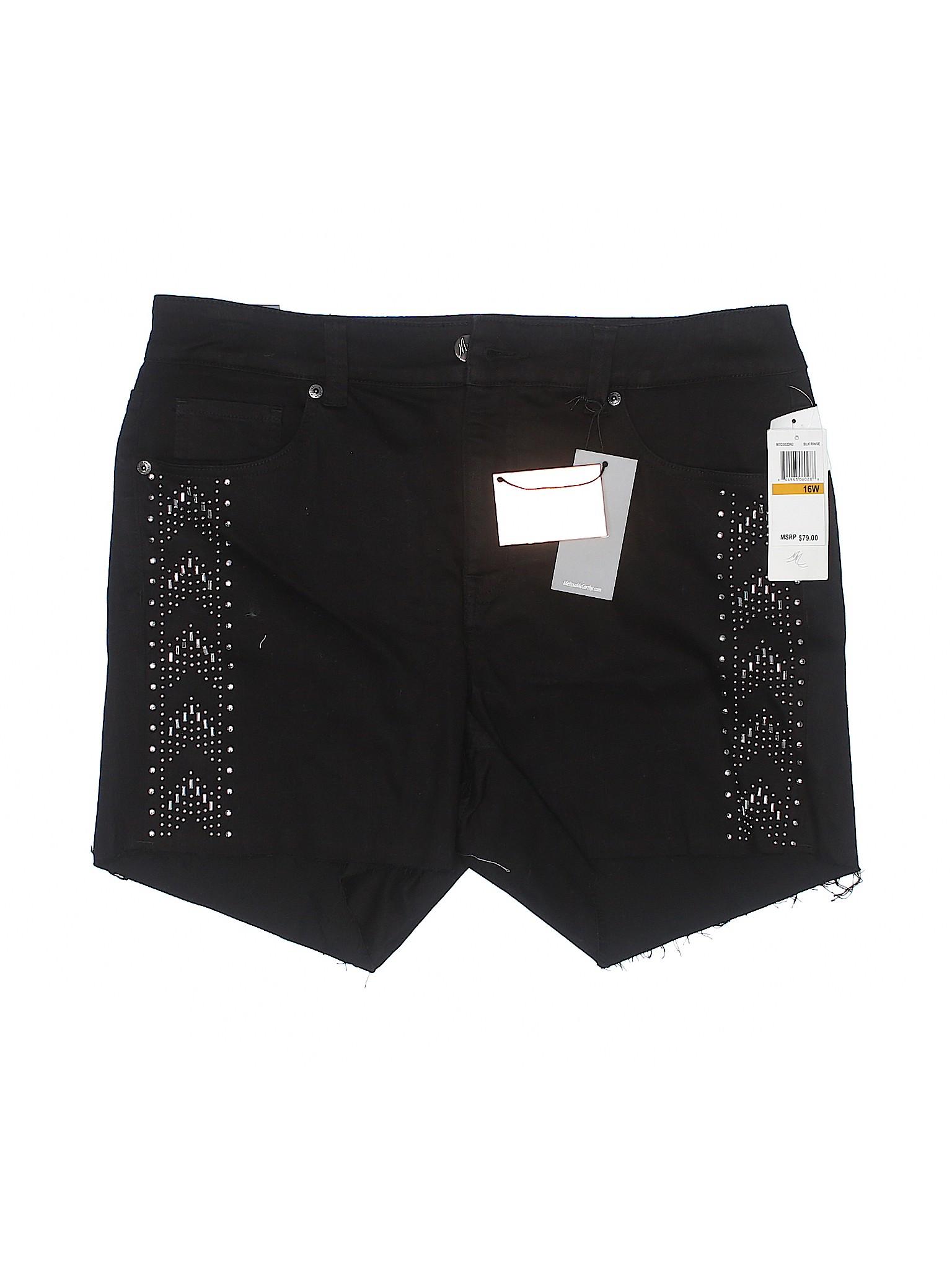 Boutique Melissa Denim Shorts McCarthy Seven7 AZqBS