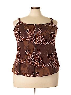 Avenue Sleeveless Blouse Size 22 - 24 Plus (Plus)