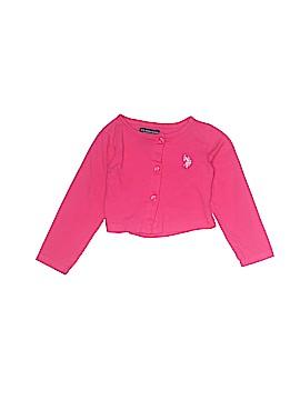 U.S. Polo Assn. Cardigan Size 2T