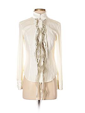 Vena Cava Long Sleeve Button-Down Shirt Size P