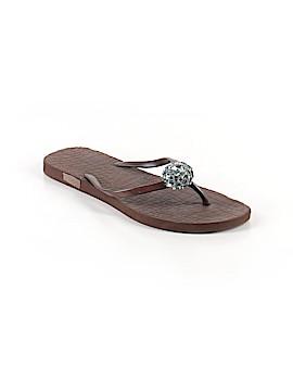 Lindsay Phillips Flip Flops Size 11